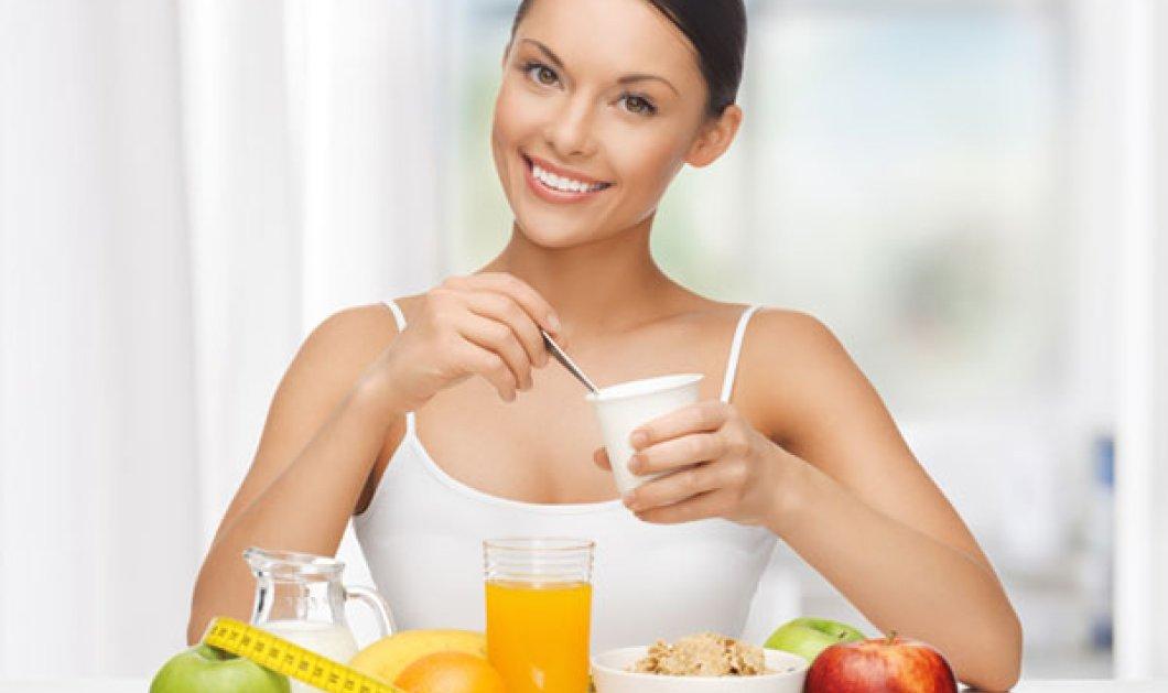 Οι 3 κανόνες για να αδυνατίζεις τρώγοντας πρωινό - Άλλαξε τον μεταβολισμό σου & μεταμόρφωσε το σώμα σου - Κυρίως Φωτογραφία - Gallery - Video