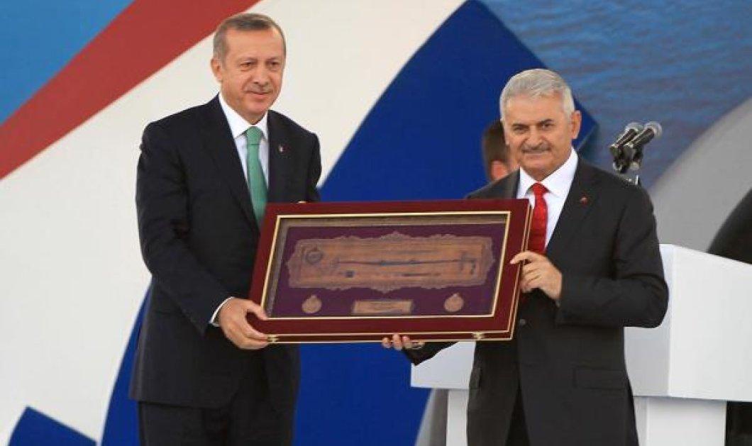 Μπιναλί Γιλντιρίμ: Αυτός θα είναι ο νέος Πρωθυπουργός της Τουρκιάς μετά τον Νταβούτογλου - Το δεξί χέρι του Ερντογάν  - Κυρίως Φωτογραφία - Gallery - Video
