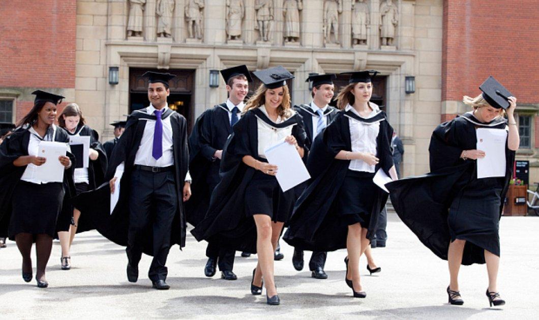 Αυξήσεις - φωτιά στα δίδακτρα βρετανικών Πανεπιστημίων: Ανοίγει ο δρόμος για χρεώσεις άνω των 9.000 λιρών - Κυρίως Φωτογραφία - Gallery - Video