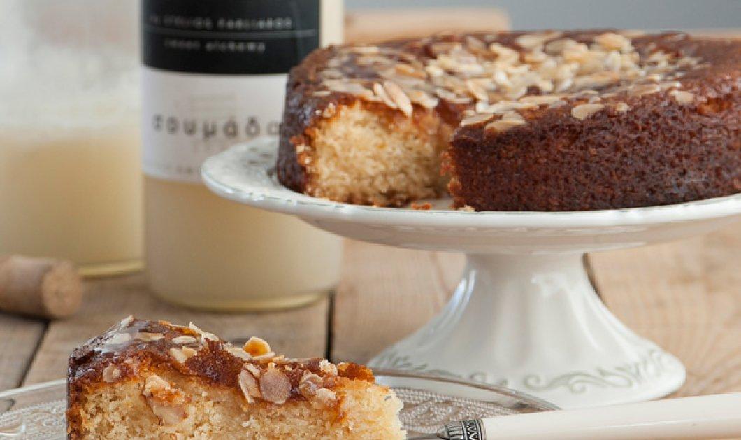 Απολαυστικό κέικ με σουμάδα που πάει τέλεια με τον καφέ σας από τον Στέλιο Παρλιάρο  - Κυρίως Φωτογραφία - Gallery - Video
