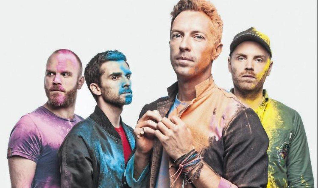 Ίσως το καλύτερο τους ever: Δείτε το βίντεο κλιπ των Coldplay για το καινούργιο τους single Up&Up - Κυρίως Φωτογραφία - Gallery - Video