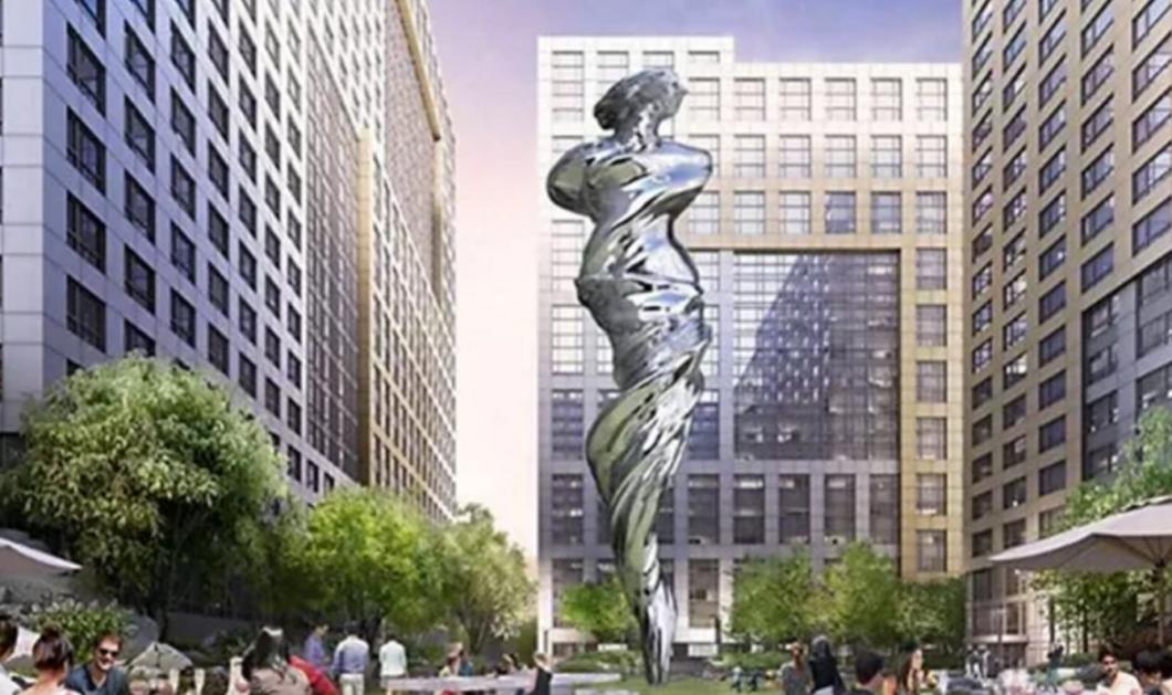 Το Σαν Φρανσίσκο ετοιμάζεται να καλωσορίσει το νέο του σύμβολο: Το εντυπωσιακό άγαλμα της Αφροδίτης - Κυρίως Φωτογραφία - Gallery - Video