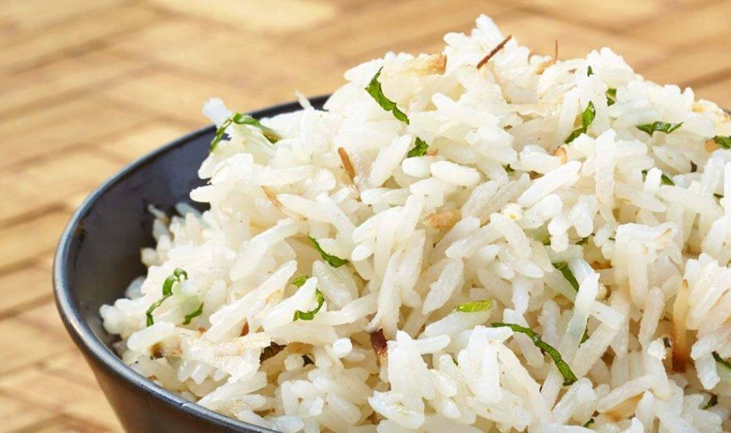 Ιδού γιατί απαγορεύεται να ζεσταίνετε ξανά και ξανά το ρύζι - Σοβαρός κίνδυνος για δηλητηρίαση - Κυρίως Φωτογραφία - Gallery - Video