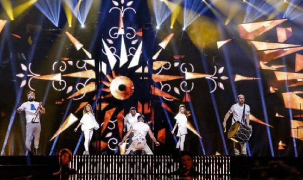 Eurovision 2016: Δείτε φωτό & βίντεο από την πρώτη πρόβα της ελληνικής αποστολής - Κυρίως Φωτογραφία - Gallery - Video