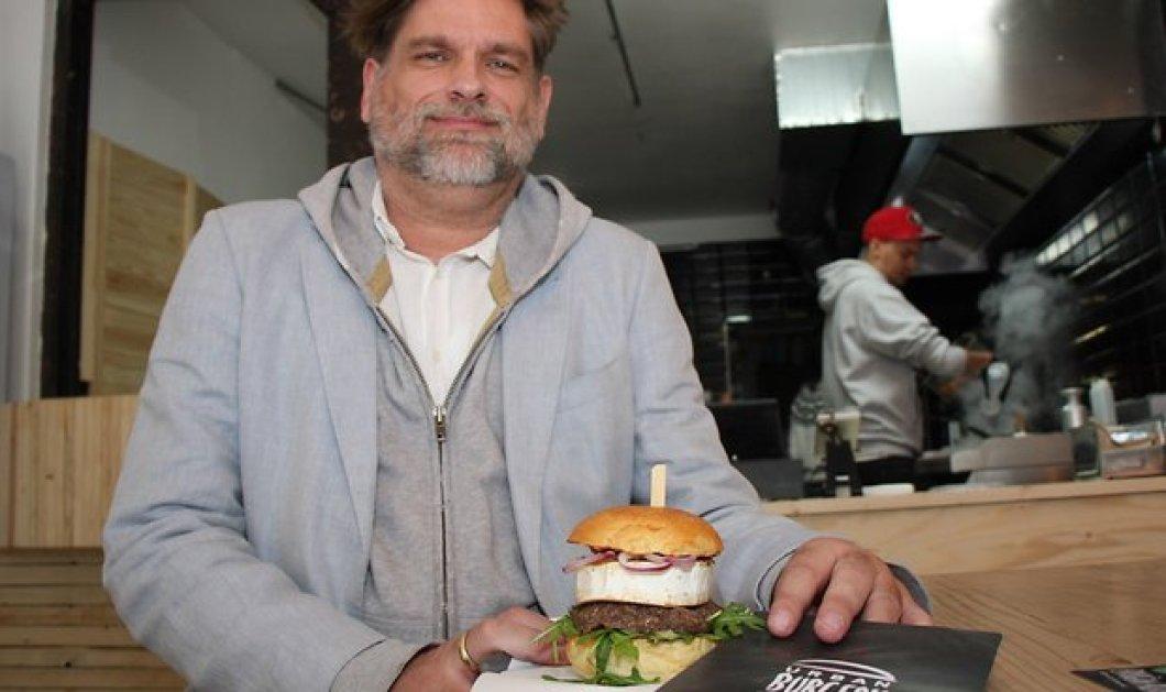 O Ερντογάν έγινε μπέργκερ στην Κολονία αλλά...το εστιατόριο έβαλε λουκέτο - Ο ιδιοκτήτης δεχόταν απειλές - Κυρίως Φωτογραφία - Gallery - Video