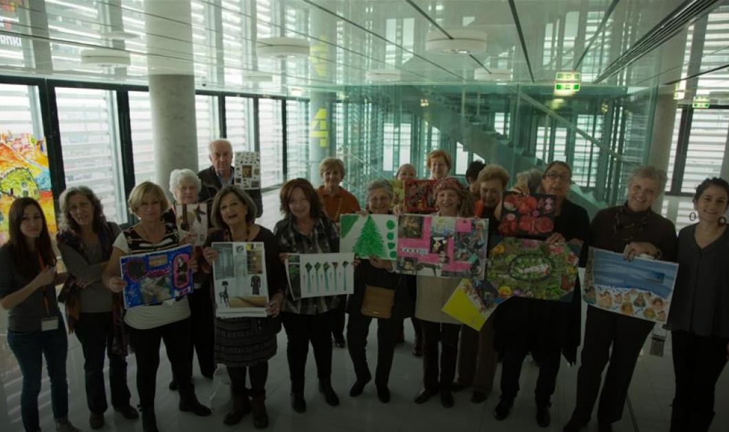 Good News: Να δείτε την Έκθεση νέων δημιουργών άνω των 65 ετών - Η ζωή αλλιώς - Κυρίως Φωτογραφία - Gallery - Video