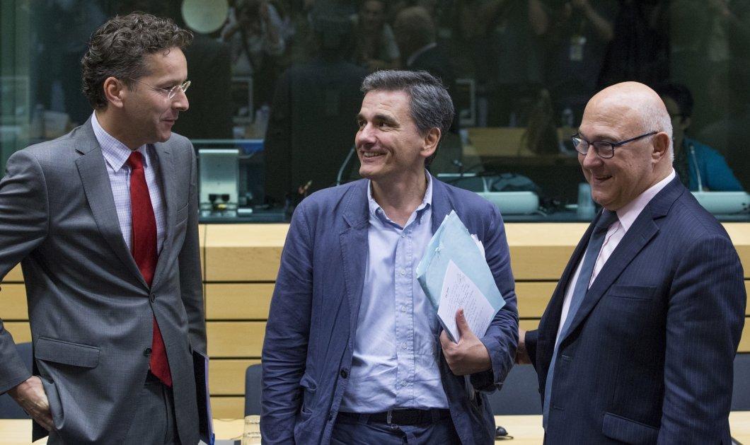 Όλα για όλα στο Εurogroup της 9ης Mαΐου: Ζητείται άμεση συμφωνία για το εφεδρικό πακέτο μέτρων - Κυρίως Φωτογραφία - Gallery - Video