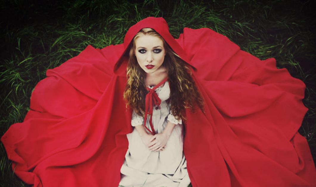 Μια φορά & έναν καιρό.... Η κοκκινοσκουφίτσα, Η ωραία Κοιμωμένη & άλλες ηρωίδες παραμυθιών ολοζώντανες σε υπέροχα κλικς - Κυρίως Φωτογραφία - Gallery - Video