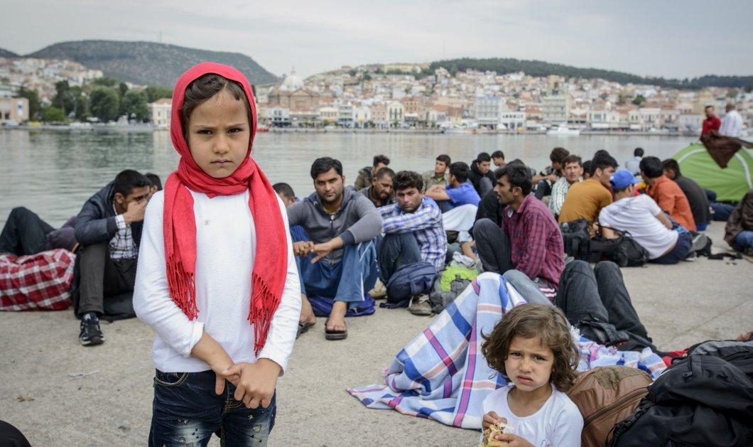 Απολογισμός 2/5/2016: Στους 54.142 ανέρχονται οι πρόσφυγες που βρίσκονται στην Ελλάδα - Κυρίως Φωτογραφία - Gallery - Video