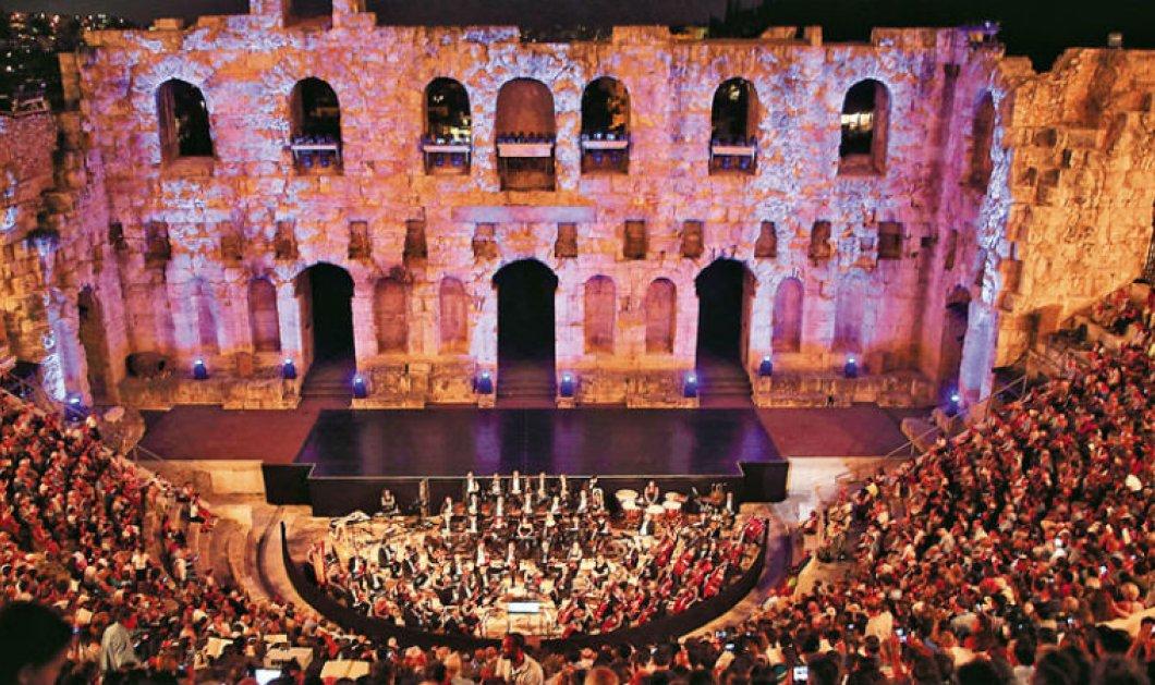 Αΐντα, Carmina Burana, αλλά & Μαυρούδης στο Ηρώδειο - Συναυλίες, όπερα και θέατρο όλο το καλοκαίρι   - Κυρίως Φωτογραφία - Gallery - Video