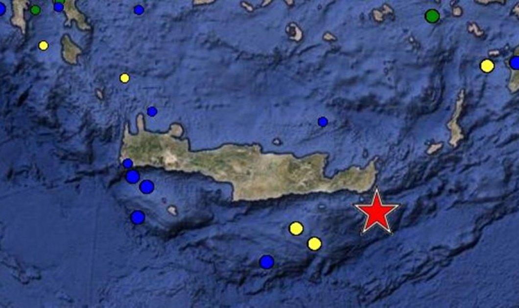 Ισχυρός σεισμός 5,5 Ρίχτερ στην Κρήτη - Προειδοποίηση για τσουνάμι τοπικής εμβέλειας - Κυρίως Φωτογραφία - Gallery - Video