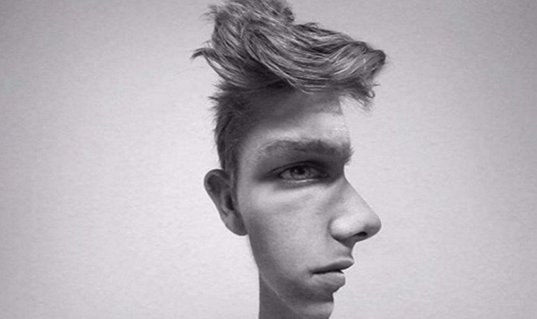 Πω πω σχιζοφρένεια στο διαδίκτυο: Αυτός ο νεαρός άνδρας που κοιτάζει;  - Κυρίως Φωτογραφία - Gallery - Video