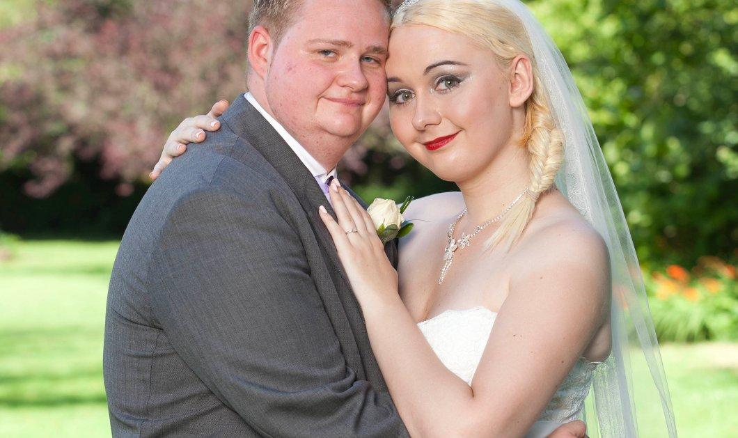 Η Τζέιμι & ο Λούις άλλαξαν φύλο για να παντρευτούν: Εκείνη ήταν αγόρι & εκείνος κορίτσι! - Κυρίως Φωτογραφία - Gallery - Video