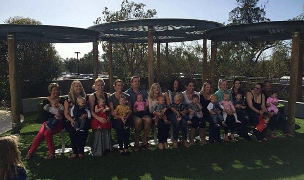 Good News: Το reunion 13 μωρών που γεννήθηκαν την ίδια μέρα στο ίδιο νοσοκομείο   - Κυρίως Φωτογραφία - Gallery - Video