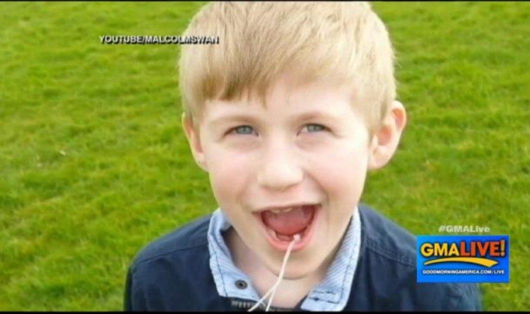Βίντεο που ξεσήκωσε θύελλα αντιδράσεων: Πατέρας βγάζει το δόντι του γιου του με... ελικόπτερο - Κυρίως Φωτογραφία - Gallery - Video