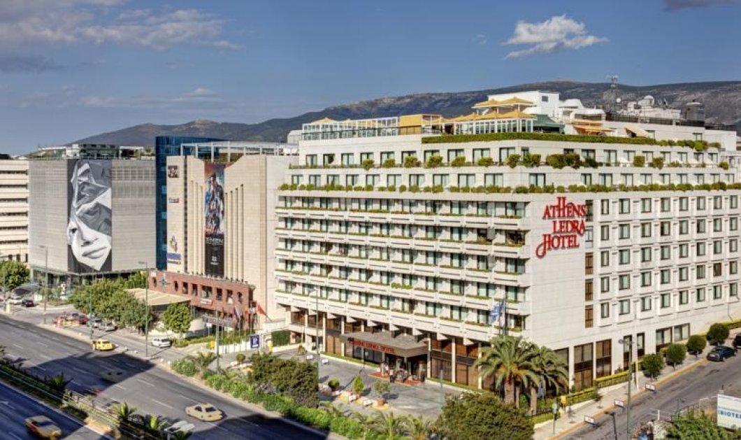 Τελικά λουκέτο στο ξενοδοχείο Athens Ledra: Τι λένε οι εργαζόμενοι - Κυρίως Φωτογραφία - Gallery - Video