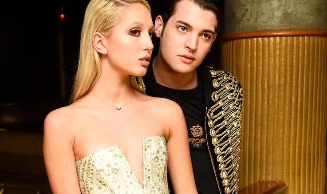 H κόρη του πρίγκιπα Παύλου & της Μαρί Σαντάλ είναι full in love: Φωτό από την έξοδο της Μαρίας Ολυμπίας με το νέο της αγόρι - Κυρίως Φωτογραφία - Gallery - Video