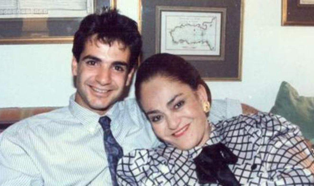 Η συγκινητική ανάρτηση του Κυρ. Μητσοτάκη στο Facebook για την επέτειο από τον θάνατο της μητέρας του - Κυρίως Φωτογραφία - Gallery - Video