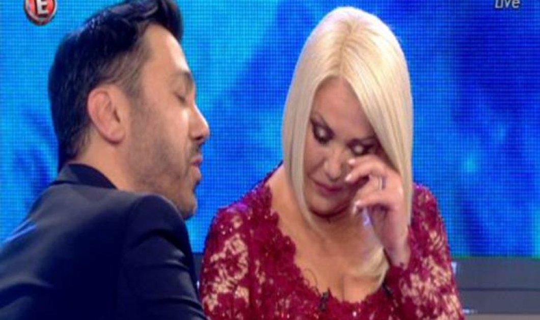 Κλάμα & λυγμοί on air από Κορομηλά -Θεοφάνους: «Είδα τη Ρούλα σε αναπηρικό καροτσάκι και δεν την αναγνώρισα» - Κυρίως Φωτογραφία - Gallery - Video