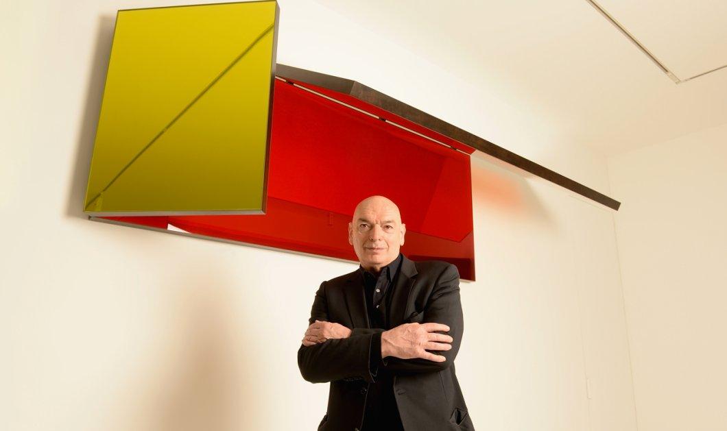 "Jean Nouvel: Ο διάσημος αρχιτέκτονας στην Αθήνα παρουσιάζει τους ""καθρέπτες"" του    - Κυρίως Φωτογραφία - Gallery - Video"