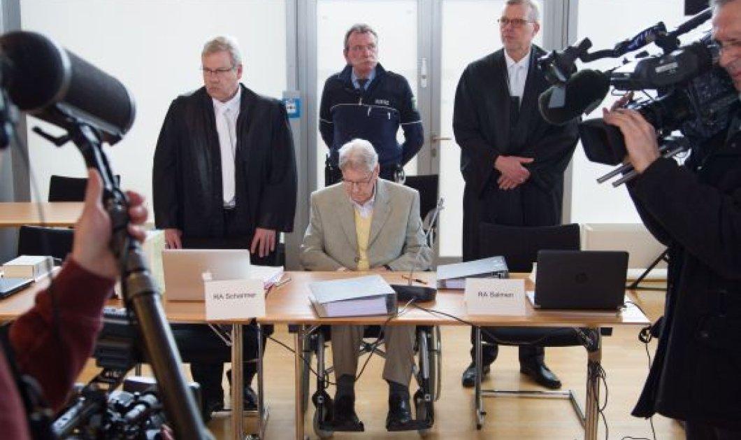 Ένας 94χρονος συγκλονίζει την Γερμανία: Λύνει τη σιωπή του ο Ναζί του Άουσβιτς που σκότωσε 170.000 ανθρώπους  - Κυρίως Φωτογραφία - Gallery - Video