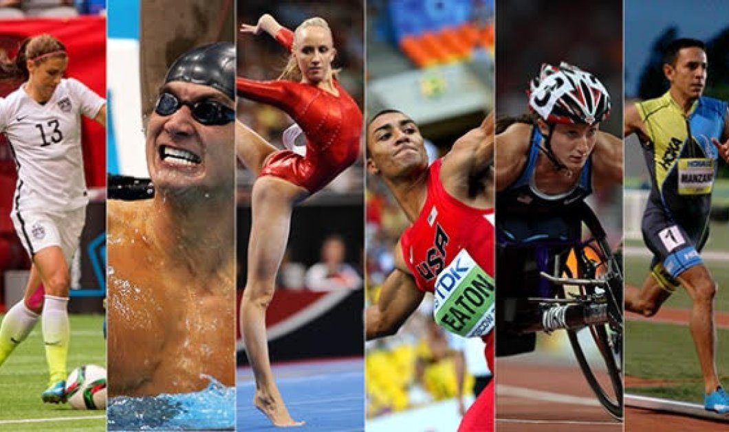 Mega -Σκάνδαλο ντόπινγκ λίγο πριν τους Ολυμπιακούς στο Ρίο: 31 αθλητές αποκλείονται  - Κυρίως Φωτογραφία - Gallery - Video