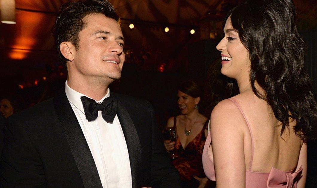 Με την Κέιτι Πέρι δήλωνε ερωτευμένος ο Ορλάντο Μπλουμ, με την Σελένα Γκόμεζ τον έπιασαν να φιλιέται   - Κυρίως Φωτογραφία - Gallery - Video