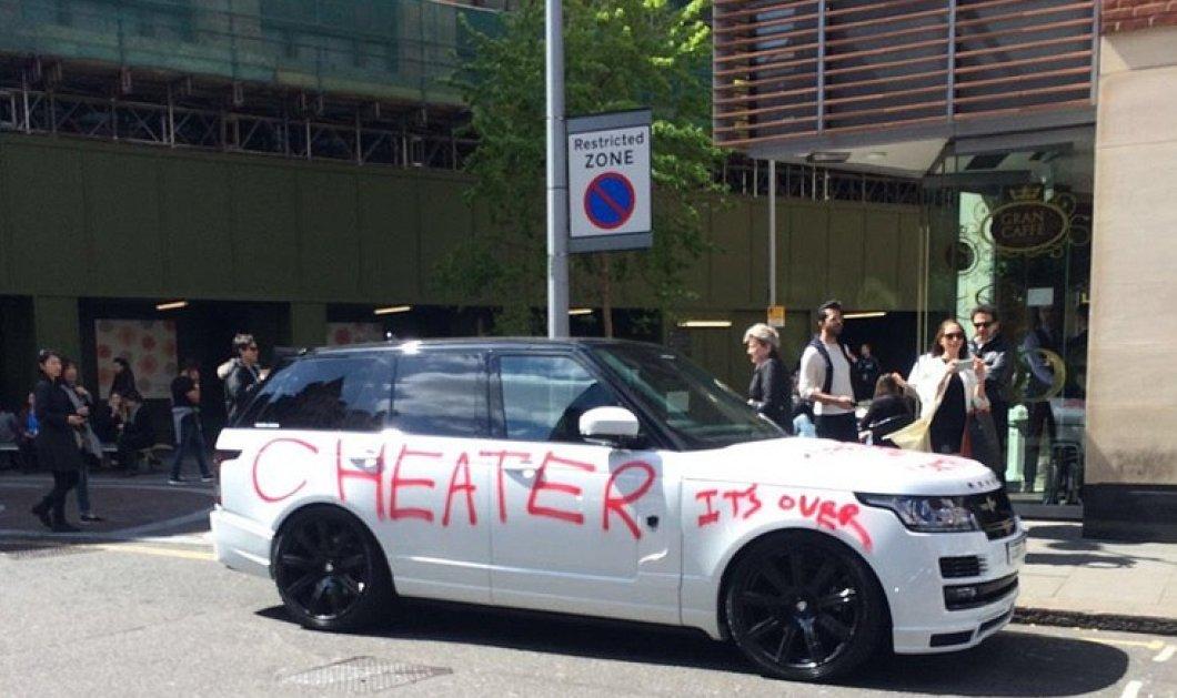 Θεούλα! Απατημένη σύντροφος έκανε ''του κουτιού'' το πολυτελές αμάξι του.. απατεώνα - Δείτε φωτό - Κυρίως Φωτογραφία - Gallery - Video