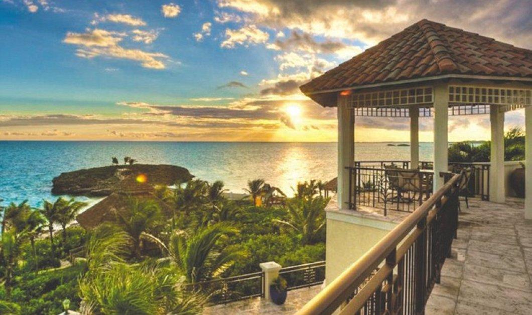 Αυτές είναι οι φώτο από το νησάκι με τις βίλες του Πρινς: Πωλείται 12 εκ στην Καραϊβική  - Κυρίως Φωτογραφία - Gallery - Video