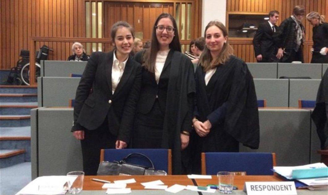 Good News: Πρωταθλήτρια Ευρώπης η Νομική του ΕΚΠΑ σε Διεθνή Διαγωνισμό - σαρώνει τα βραβεία !!!! - Κυρίως Φωτογραφία - Gallery - Video