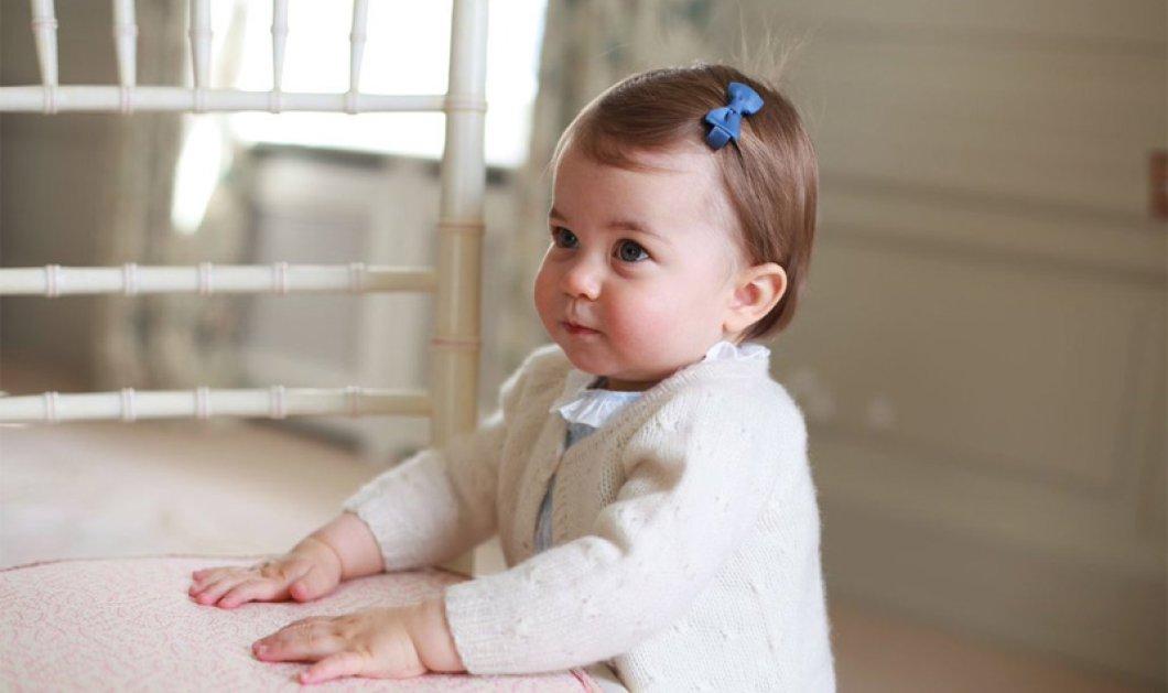 Η μικρή πριγκίπισσα Σάρλοτ γιορτάζει τα πρώτα της γενέθλια & η περήφανη μαμά Κέιτ τραβάει φωτό - Δείτε τις - Κυρίως Φωτογραφία - Gallery - Video