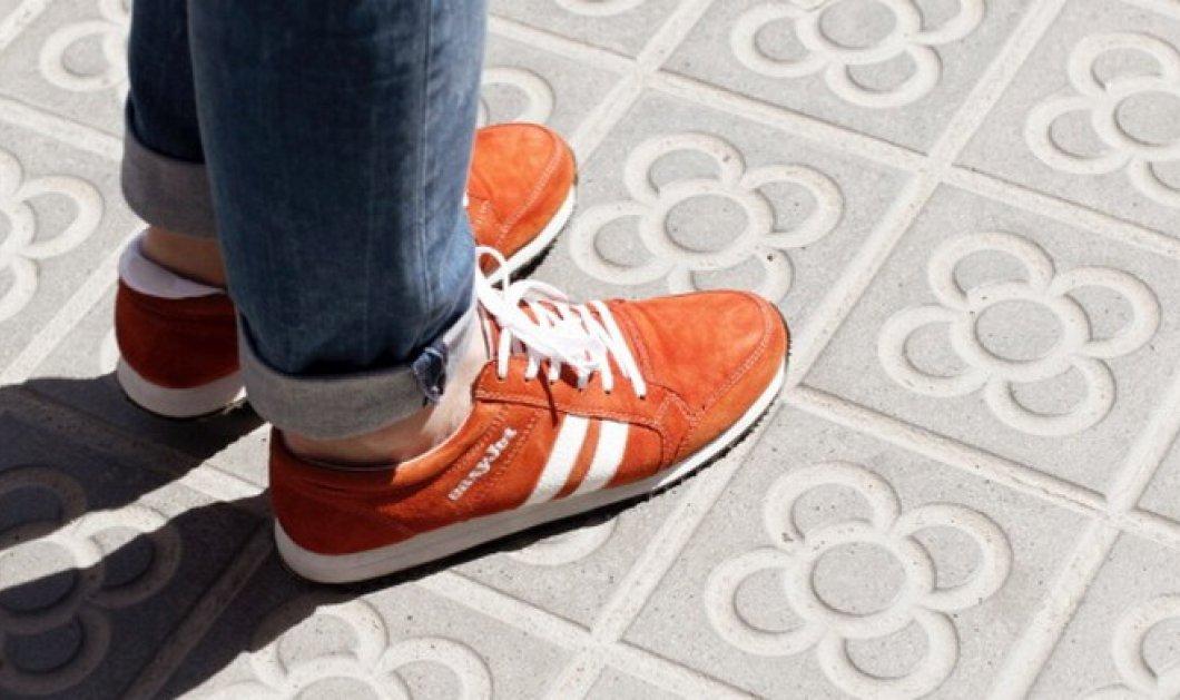 Απίθανο! Η Easyjet λανσάρει smart παπούτσια: Συνδέονται με το κινητό σου & σε ''οδηγούν'' στον τελικό προορισμό σου - Κυρίως Φωτογραφία - Gallery - Video