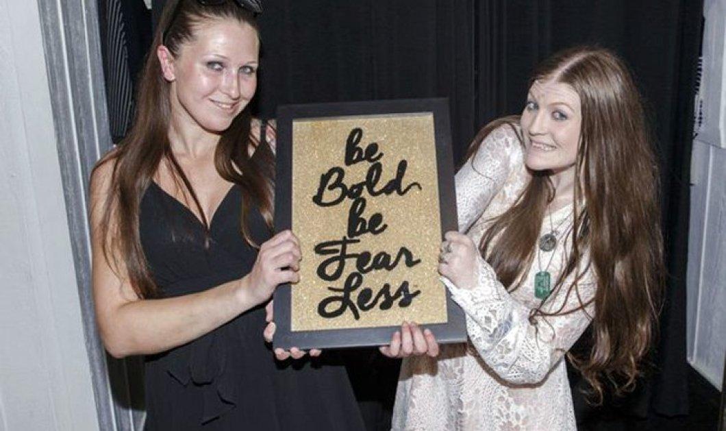 Απελπισία σε πιάνει: Οι ανορεξικές αδερφές που ανταγωνίζονταν ποια θα είναι πιο αδύνατη - Κυρίως Φωτογραφία - Gallery - Video