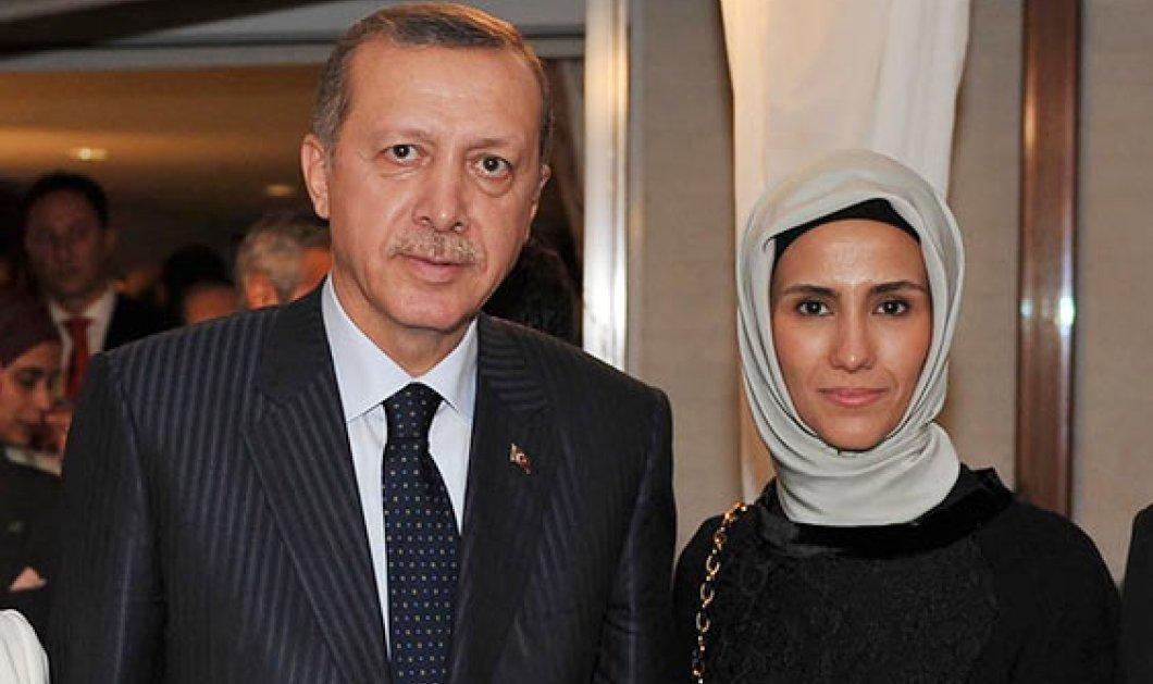 Ο Ερντογάν παντρεύει την κόρη του με κουμπάρο τον Νταβούτογλου & 6.000 καλεσμένους - Κυρίως Φωτογραφία - Gallery - Video