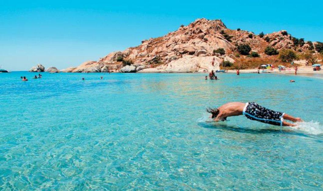 Έρευνα: Αυτά τα ελληνικά νησιά επιλέγουν οι ξένοι για τις διακοπές τους - Η λίστα με τους 10 που μας προτιμούν - Κυρίως Φωτογραφία - Gallery - Video