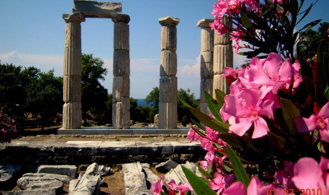 "Good News: Η Σαμοθράκη και η ""Αιώνια Πόλη"" Ρώμη υπέγραψαν σύμφωνο φιλίας - Ποιός ο αρχαίος δεσμός των δύο πόλεων - Κυρίως Φωτογραφία - Gallery - Video"
