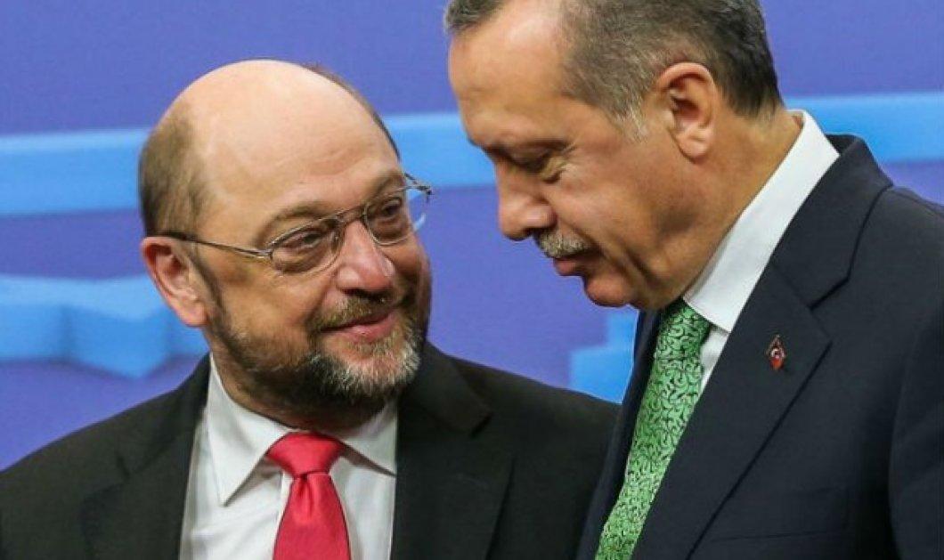 Στο «κόκκινο» η κόντρα ΕΕ-Τουρκίας για το θέμα της βίζας - Προειδοποιεί & σκληραίνει τη στάση του το Ευρ. Κοινοβούλιο - Κυρίως Φωτογραφία - Gallery - Video