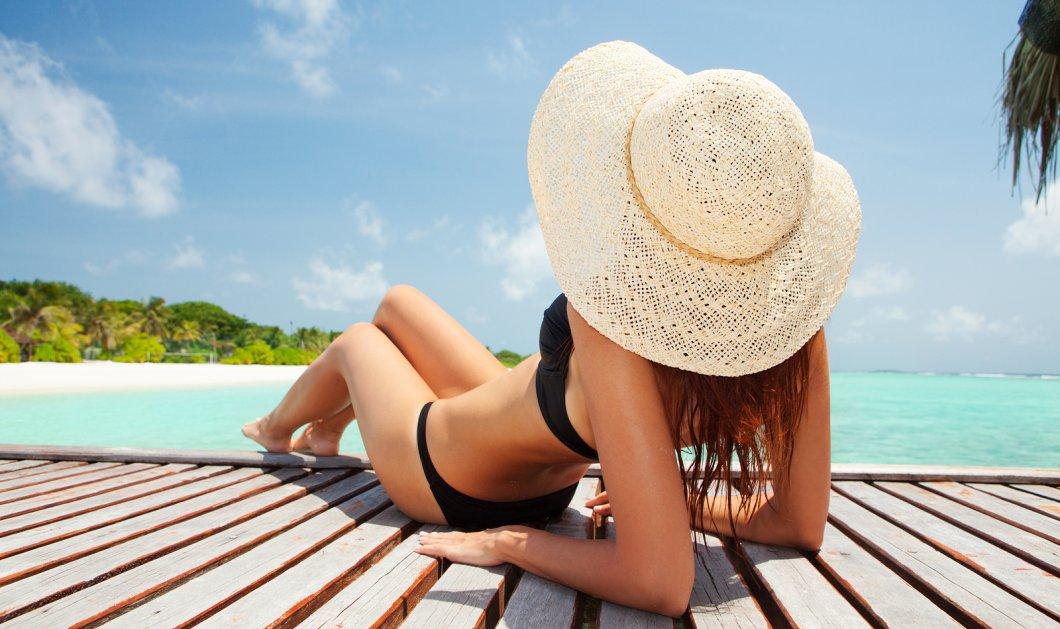 Σολάριουμ, ηλιοθεραπεία και λάθος χρήση του make up ευθύνονται για τον καρκίνο του δέρματος  - Κυρίως Φωτογραφία - Gallery - Video