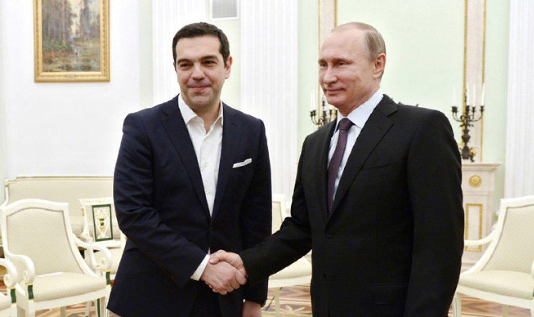 """Ο """"βασιλιάς"""" Πούτιν φτάνει με 9 υπουργούς & 50 μητροπολίτες - Μακράν η επισημότερη ρωσική επίσκεψη   - Κυρίως Φωτογραφία - Gallery - Video"""