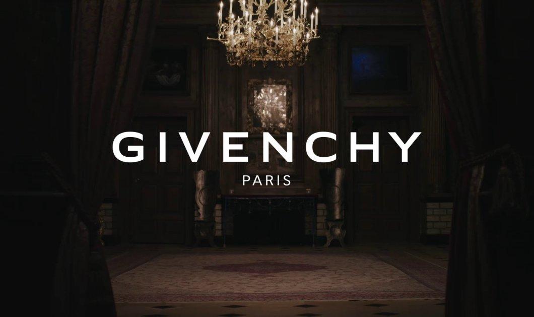 Η νέα καμπάνια του Givenchy «Behind the scenes»: Βackstage υλικό από το shooting για την κολεξιόν Άνοιξη - Καλοκαίρι 2016 - Κυρίως Φωτογραφία - Gallery - Video