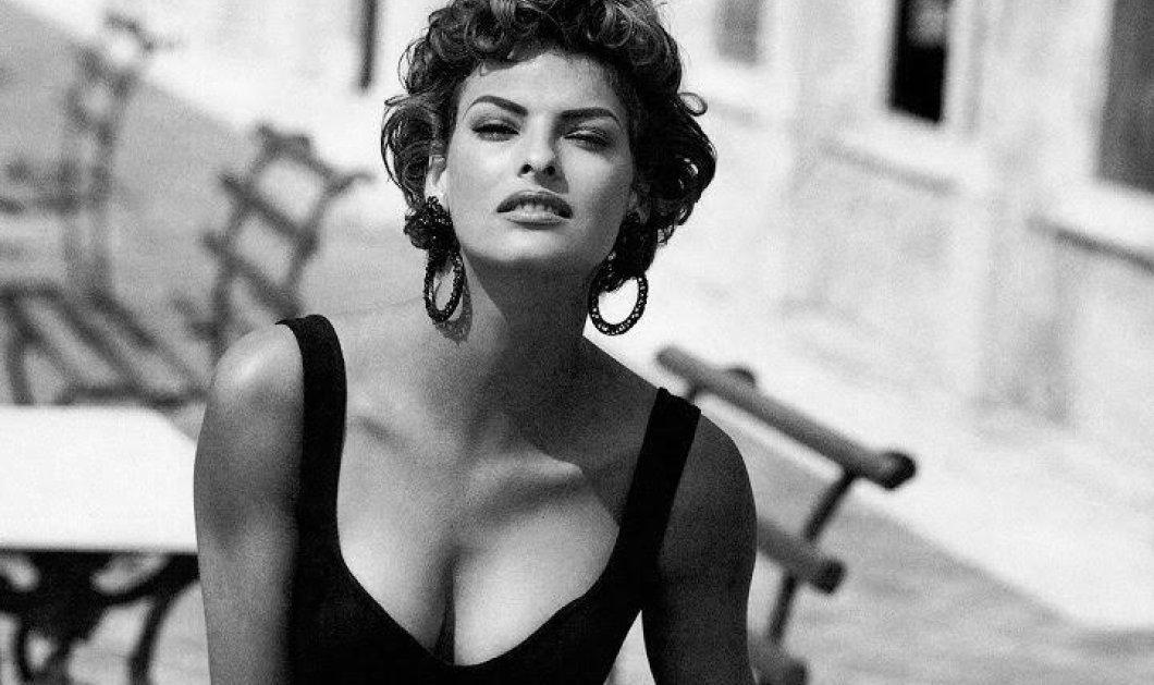 51 η ωραιότερη γυναίκα της πασαρέλας Λίντα Εβαγκελίστα - Αφιέρωμα στο κορίτσι με τα 100 πρόσωπα - Φώτο, βίντεο   - Κυρίως Φωτογραφία - Gallery - Video