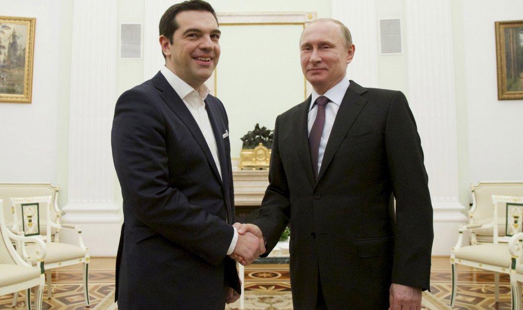 Βαρυσήμαντο άρθρο του Βλάντιμιρ Πούτιν στην «Κ» - Ρωσία και Ελλάδα: Συνεργασία για ειρήνη και ευημερία - Κυρίως Φωτογραφία - Gallery - Video