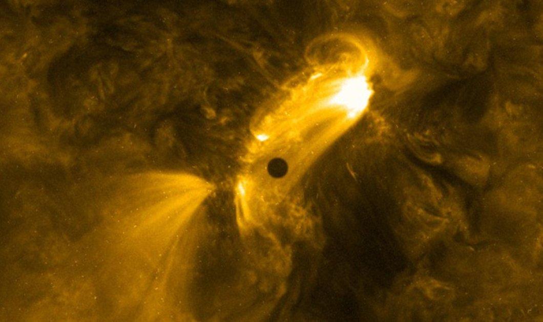 Τime-lapse βίντεο: Το πέρασμα του Ερμή μπροστά από τον Ήλιο κόβει την ανάσα - Κυρίως Φωτογραφία - Gallery - Video