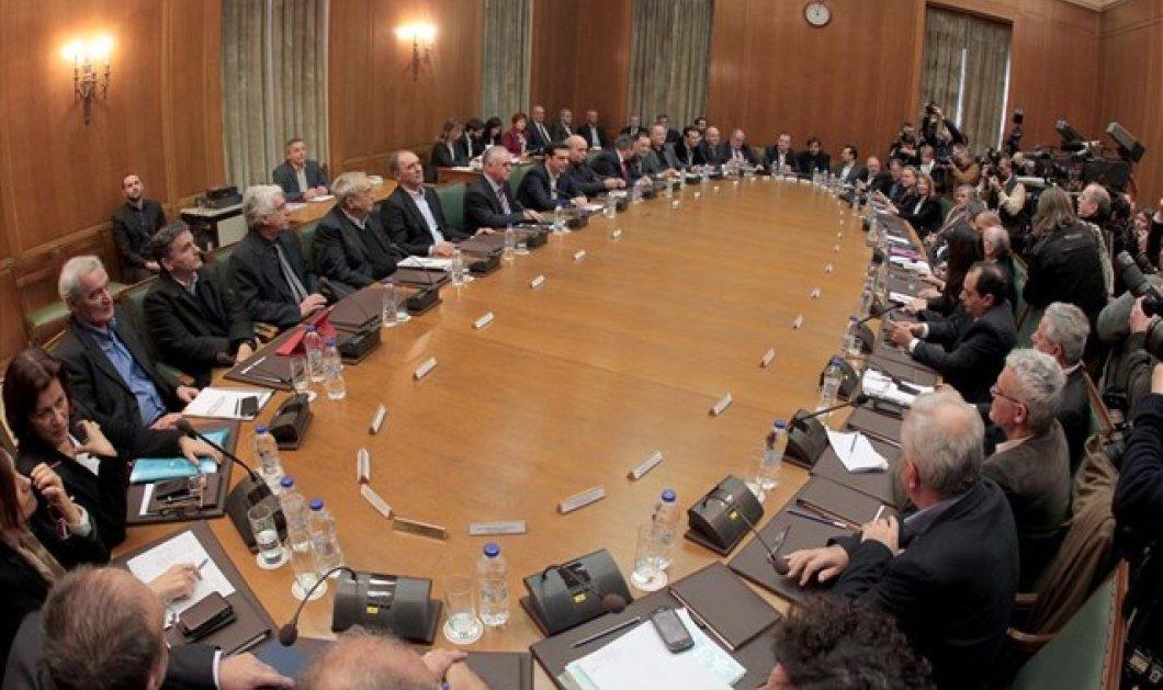 Συνεδριάζει το μεσημέρι το υπουργικό συμβούλιο στον απόηχο του Eurogroup  - Κυρίως Φωτογραφία - Gallery - Video