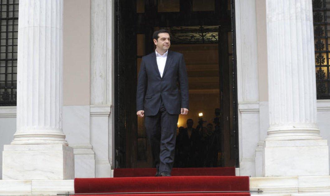Ο Α. Τσίπρας δεν έχει 200 ψήφους για αλλαγή εκλογικού νόμου:  Αυτή είναι η πρόταση που θα παρουσιάσει   - Κυρίως Φωτογραφία - Gallery - Video