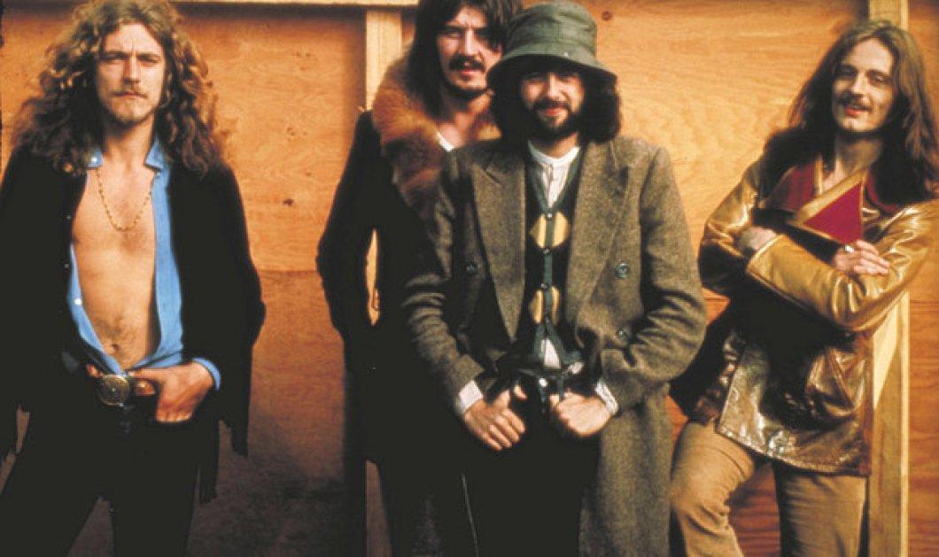 """Ενώπιον της δικαιοσύνης οι Led Zeppelin: Θα αποδείξουν πως το θρυλικό """"Stairway to Heaven"""" είναι δικό τους; - Κυρίως Φωτογραφία - Gallery - Video"""