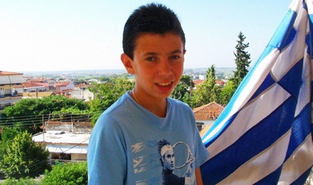 Made in Greece μαθητής από τα Γιαννιτσά: 1ος με έκθεση του σε Παγκόσμιο Διαγωνισμό: Τι και σε ποιον έγραψε;   - Κυρίως Φωτογραφία - Gallery - Video