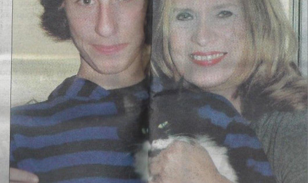 Αίσιο τέλος η εξαφάνιση του γιού της Πωλίνας:  Συγκινητικό το μήνυμα της στο FB  - Κυρίως Φωτογραφία - Gallery - Video