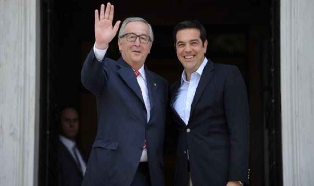 Βίντεο: Μήνυμα  Γιούνκερ σε Τσίπρα: «Το Brexit δείχνει πόσο ανόητοι ήταν όσοι ήθελαν Grexit»  - Κυρίως Φωτογραφία - Gallery - Video