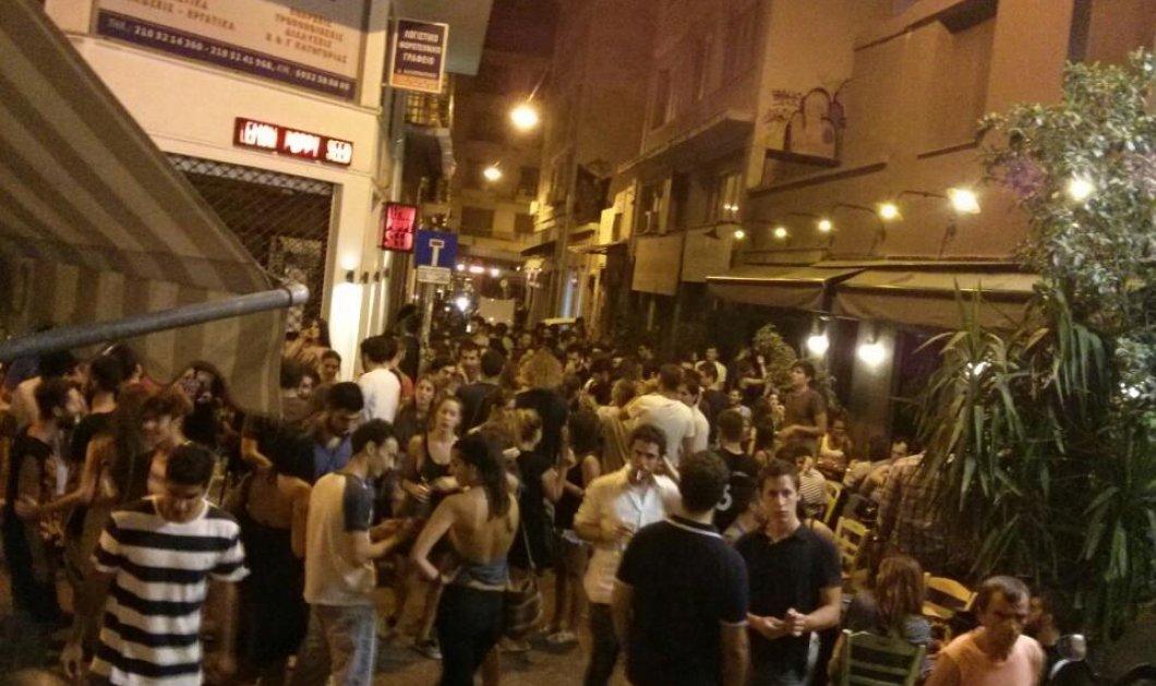 Μπύρα στο χέρι σε 8 αθηναϊκές πιάτσες: Από τη Γυφτοπούλου μέχρι την Πραξιτέλους   - Κυρίως Φωτογραφία - Gallery - Video